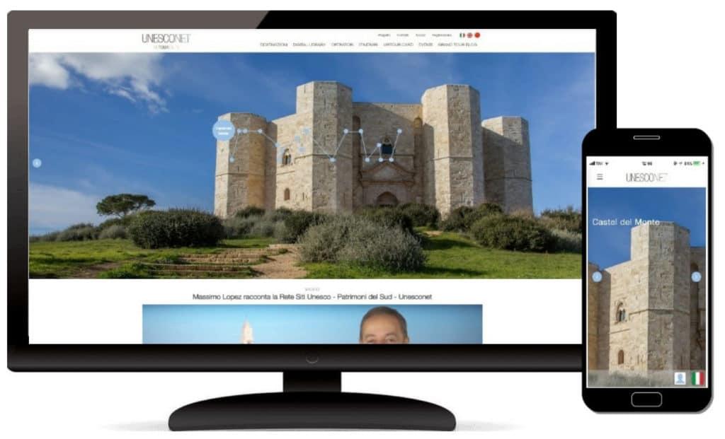 Portale web Unesconet