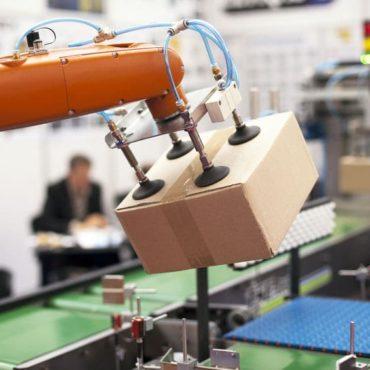 Automazione industriale - Isole robotizzate e fine linea