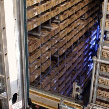 Automazione industriale - Magazzini automatici
