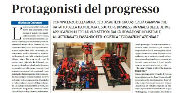 Sautech Group - progress protagonists