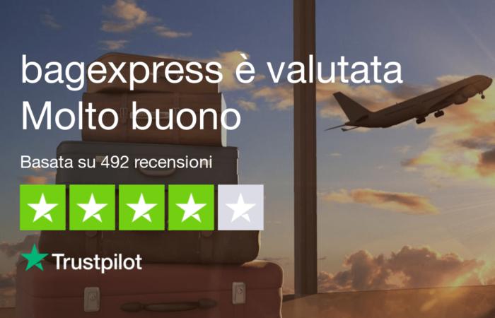 bagexpress Trustpilot