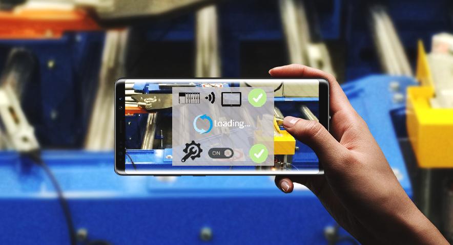 Human machine interface augmented