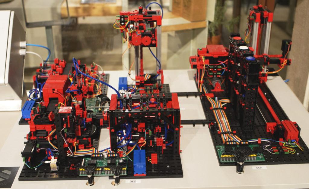 Prototipo in scala - Automazione industriale