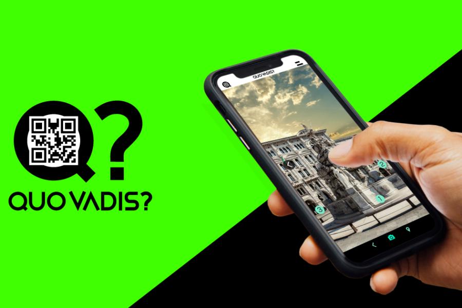 Quovadis: l'app innovativa che ti guida negli spazi chiusi