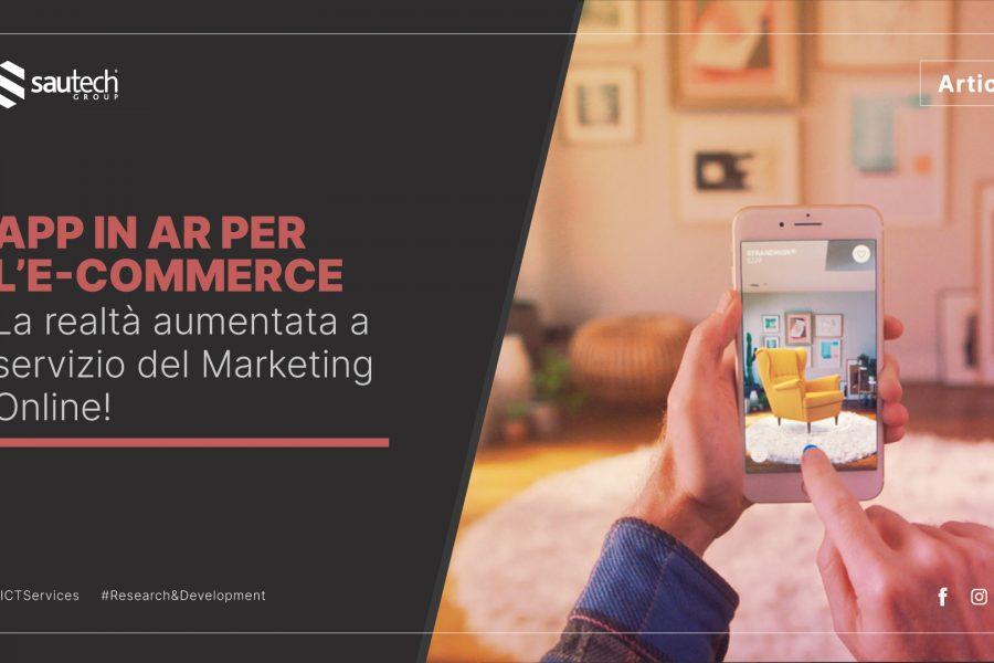La realtà aumentata a servizio del marketing online